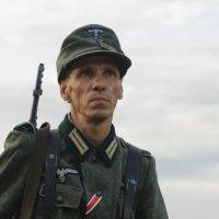Проба на образ Бруно Сюткуса. :: Фёдор Куракин
