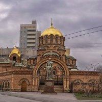 храм во имя Александра Невского :: cfysx