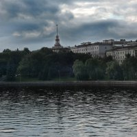 Пасмурный июль :: Александр Сапунов