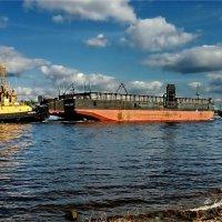 Рига - порт. :: Liudmila LLF