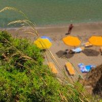 о.Крит, Бали, пляж Ливади. :: Борис Иванов