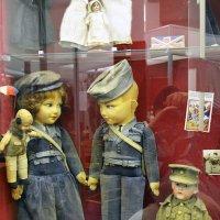 Куклы времён Первой мировой... :: Тамара Бедай