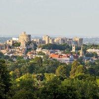 Виндзор - любимый замок английской королевы :: Тамара Бедай