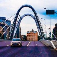 Вантовый мост :: Александр Кузин