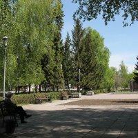 Сквер героев ВОВ :: Олег Афанасьевич Сергеев