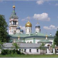 Москва. Храм святителя Николая на Рогожском кладбище. :: Николай Панов