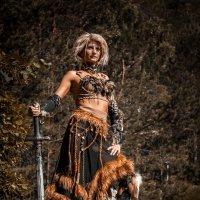 Амазонка :: Михаил Васильев