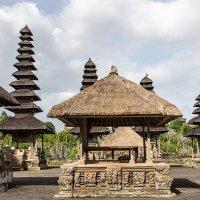 храмы о.Бали :: seseg Seseg