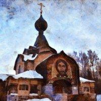 Храм св.Духа Талашкино :: Aleksandr Ivanov67 Иванов
