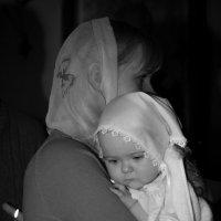 Крещение :: Олег Баслаков