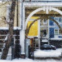 Зима в Питере :: Игорь Свет