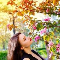 Горячая весна :: Ксения