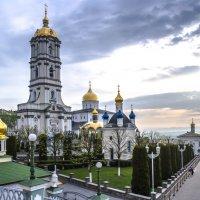 Собор Почаевской Лавры :: Александр Кан