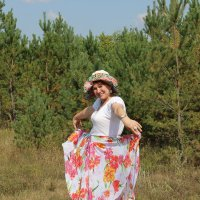 В летний день :: Вячеслав & Алёна Макаренины