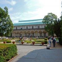 Вид на Летний дворец королевы Анны :: Елена Гуляева (mashagulena)
