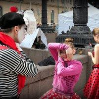 настроение или язык жестов и тела :: Олег Лукьянов