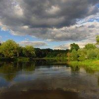 Отправляясь плавать, непременно берите фотоаппарат :: Андрей Лукьянов