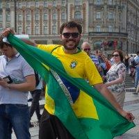 ..и бразильцы уезжают домой :: Александра