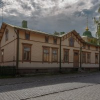 В крепости :: Владимир Колесников