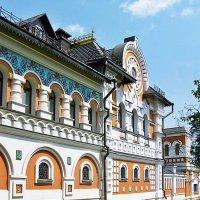 Резиденция патриарха РПЦ  в Переделкино :: Евгений Кочуров