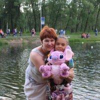 В парке :: Вячеслав & Алёна Макаренины