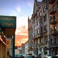 Москва. Благовещенский переулок :: Nikanor