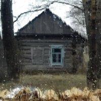 Дождь по стеклу :: Светлана Рябова-Шатунова