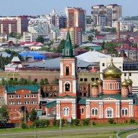 Городской пейзаж :: Vlad Сергиевич