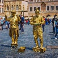 Живые статуи. :: Tatsiana Latushko