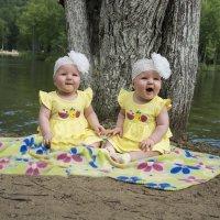 две сестры :: Светлана Бурлина
