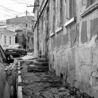 Старый город :: Galina Sajnikova