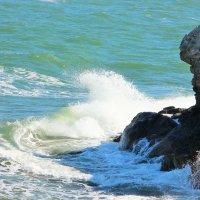 Морской пейзаж :: Лариса Исаева