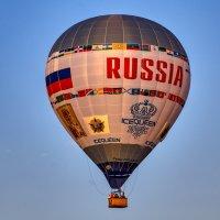 Воздушный полет :: Николай Николенко