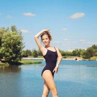 В парке :: Ирина Лепнёва