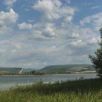 Облака над Эгиз-Оба :: Игорь Кузьмин