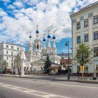 Храм Рождества Богородицы в Москве :: Юлия Батурина