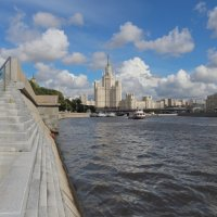 Река Москва :: Андрей