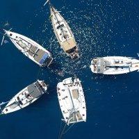 Яхтинг по островам Греция :: Александр Новиков