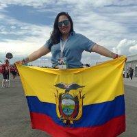 А я из Эквадора. Самара :: MILAV V