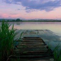 Где тишь,блаженство и покой... :: Нэля Лысенко