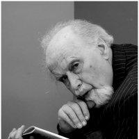 портрет пожилого человека :: Михаил Зобов