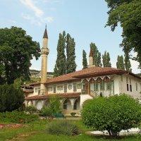 Большая ханская мечеть. :: sav-al-v Савченко