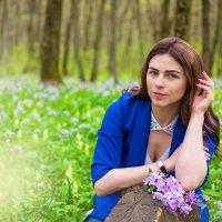 Цветочная поляна :: Ксения Черногорова