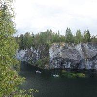 Озеро Рускеала :: esadesign Егерев