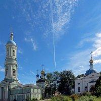 Храмы монастыря :: Liliya Kharlamova