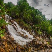 Безымянный  водопад :: Александр Паклин