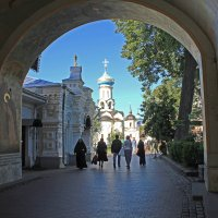 Духовская церковь, 1476-1477 гг. :: Евгений