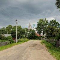 Деревня Морозовица. Окрестности Троице- Гледенского монастыря. :: Андрей Дурапов