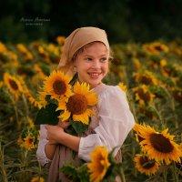 Брызги солнечного света я держу в своих руках :: Марина Макарова
