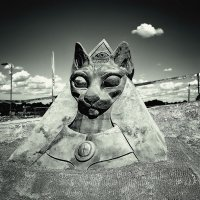 Песчаная скульптура. :: Liudmila LLF